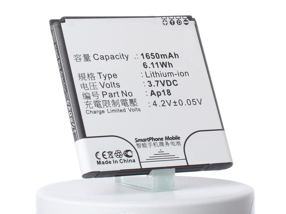 Аккумулятор для телефона iBatt iB-Acer-V360-M585 аккумулятор для телефона craftmann ap18 для acer liquid e1 duo