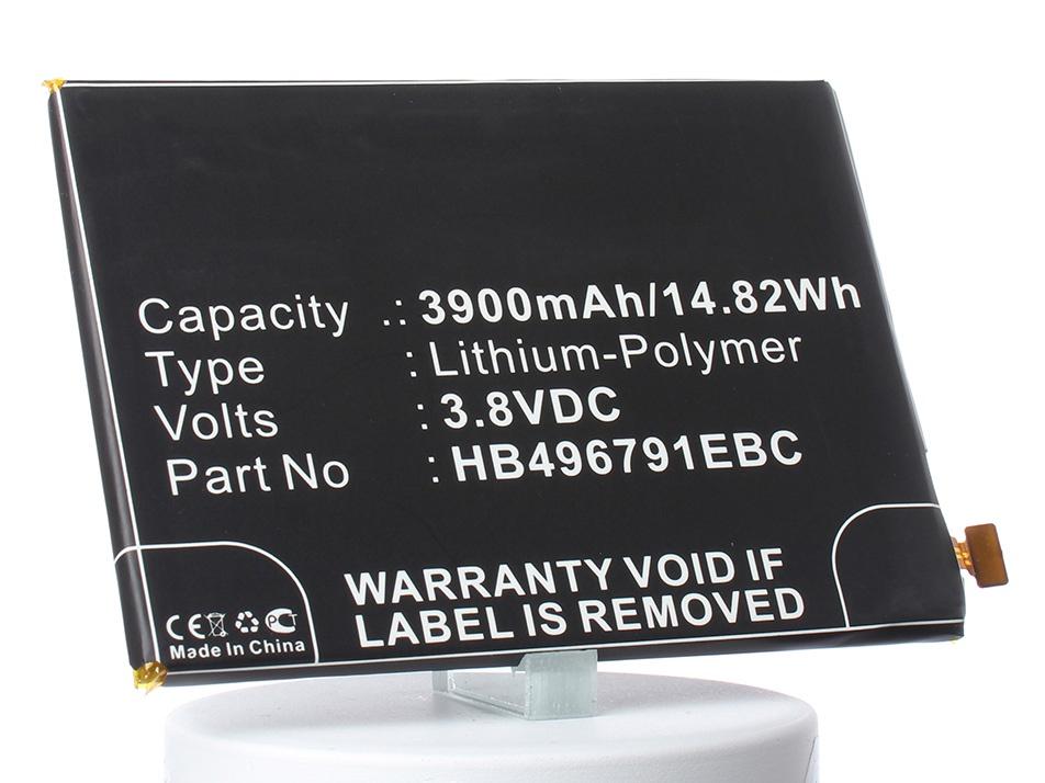 Аккумулятор для телефона iBatt iB-Huawei-Ascend-Mate-M595 аккумулятор для телефона ibatt hb496791ebc для huawei ascend mate ascend mate 2 ascend mate2 ascend mate ii