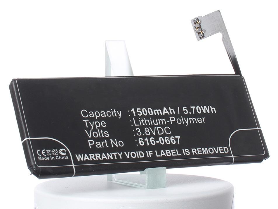 Аккумулятор для телефона iBatt iB-Apple-iPhone-5C-M606