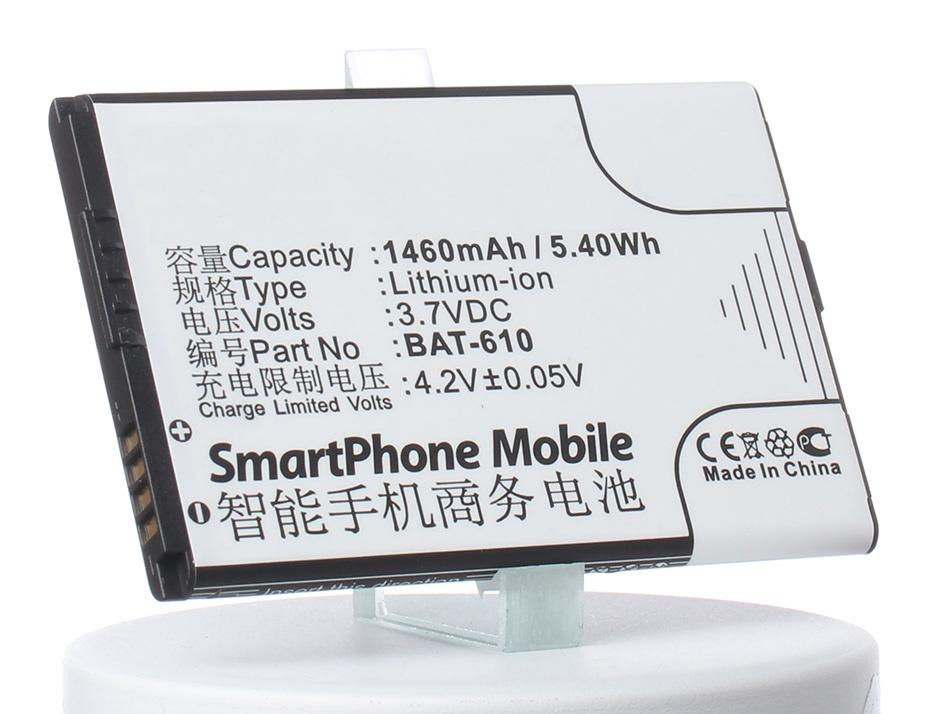 Аккумулятор для телефона iBatt iB-CS-ACS500SL-M611 аккумулятор для телефона ibatt ib cs aum930sl m469