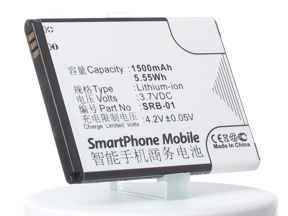 Аккумулятор для телефона iBatt iB-GSmart-Rio-R1-M620 аккумулятор для телефона ibatt ib gigabyte gsmart m1780