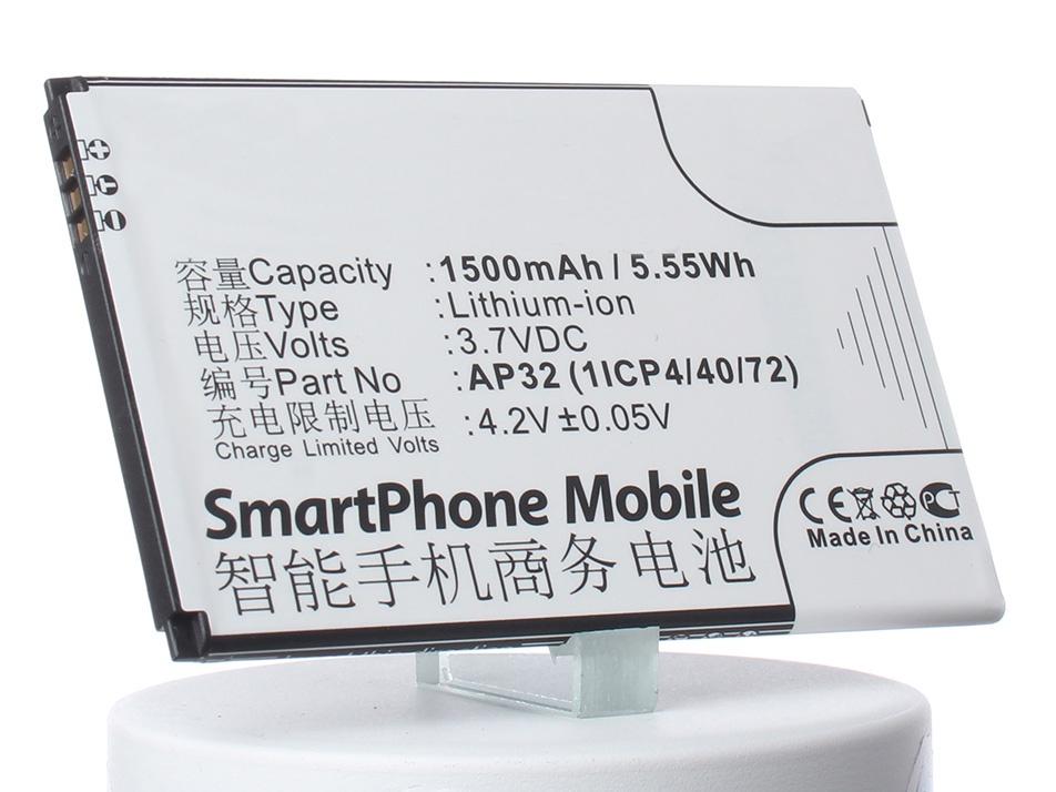 Аккумулятор для телефона iBatt iB-Acer-Liquid-Z3-M627 все цены