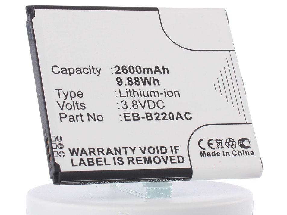 Аккумулятор для телефона iBatt iB-EB665468LU-M633 le grand pave 2