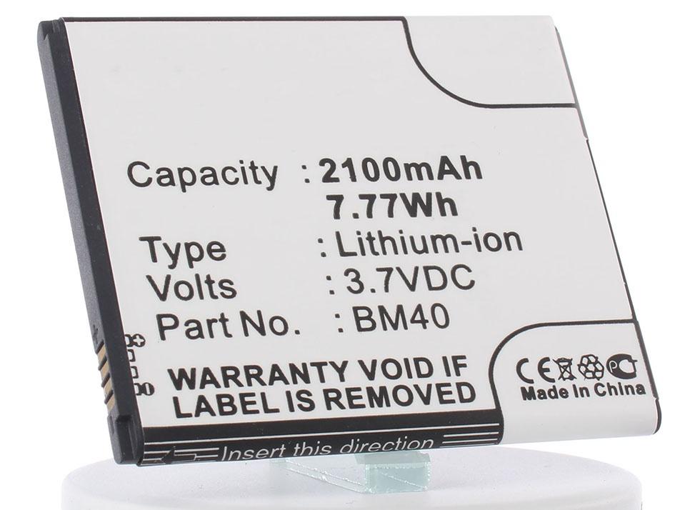 Аккумулятор для телефона iBatt iB-BM40-M658 аккумулятор для телефона ibatt ib letv le 1s m2132