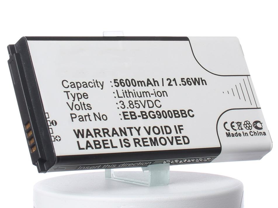 Аккумулятор для телефона iBatt iB-EB-BG900BBC-M693 цена и фото