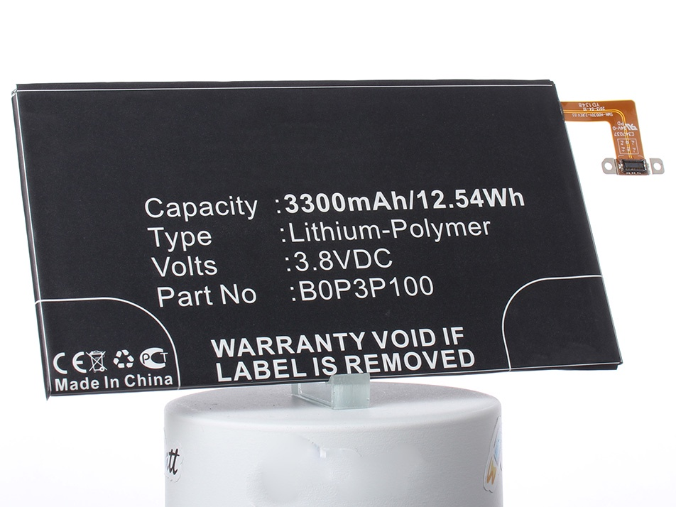 Аккумуляторная батарея iBatt iB-35H00211-00M-M701 3300mAh. скачать программы для htc max
