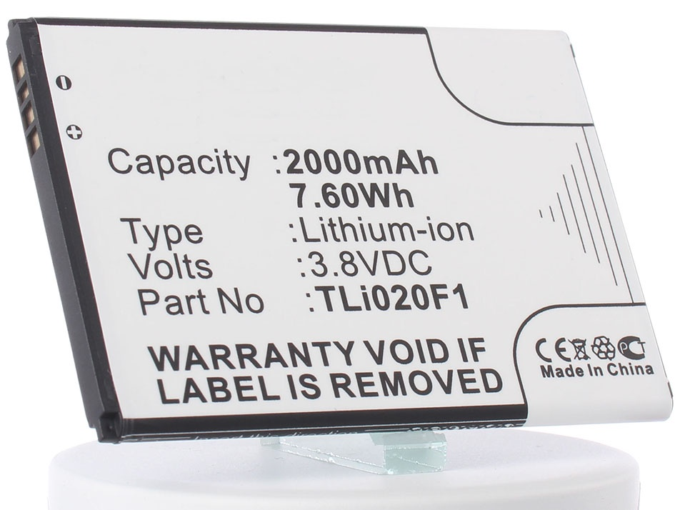 Аккумулятор для телефона iBatt iB-Alcatel-5044D-M737 цена