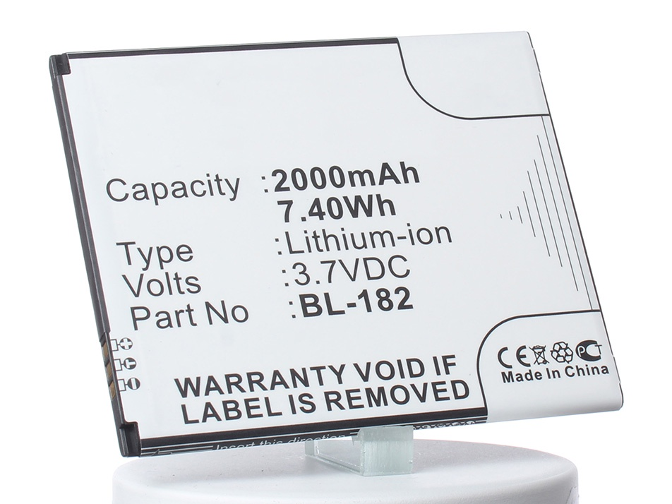 Аккумулятор для телефона iBatt iB-GSmart-Sierra-S1-M739 аккумулятор для телефона ibatt ib gigabyte gsmart m1780