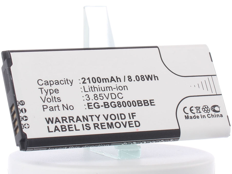 Аккумулятор для телефона iBatt iB-EG-BG800BBE-M762 все цены