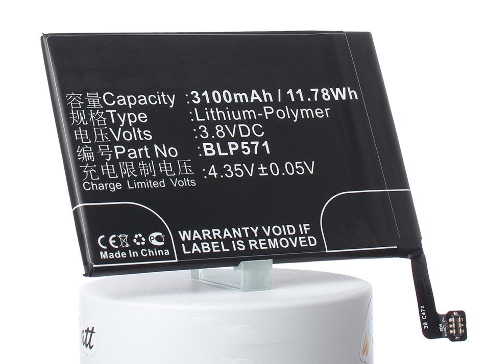 Аккумулятор для телефона iBatt iB-OnePlus-A0001-M771 аккумулятор для телефона ibatt ib bopl4100 m941