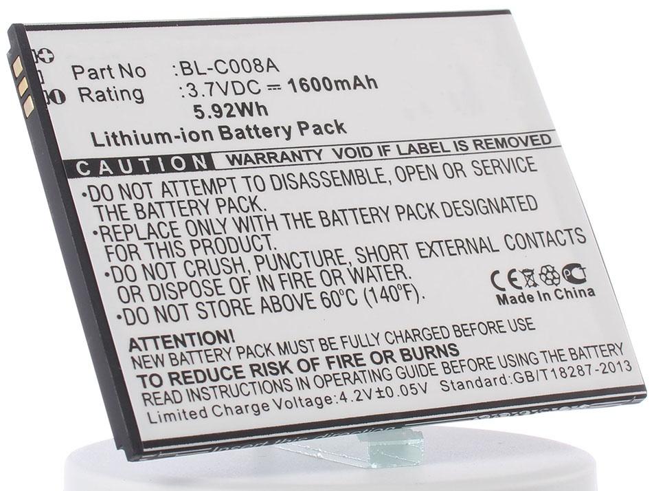 Аккумулятор для телефона iBatt iB-Fly-IQ4410-M778 аккумулятор для телефона ibatt ib fly iq4403 m777
