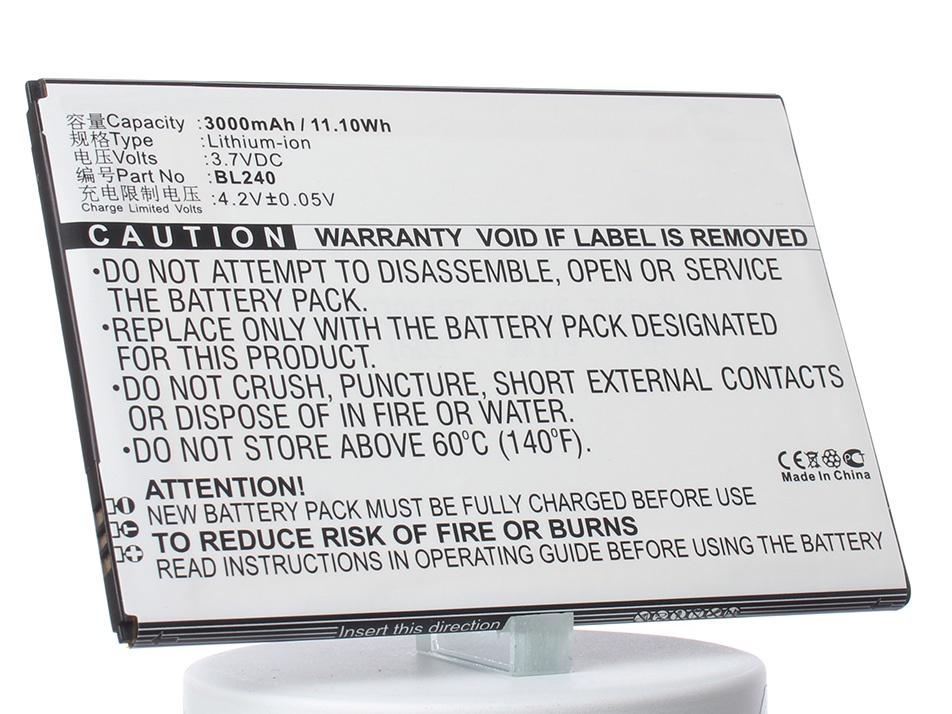 Аккумулятор для телефона iBatt iB-Lenovo-A936-M845 аккумулятор для телефона ibatt bl208 для lenovo s920 s920 ideaphone