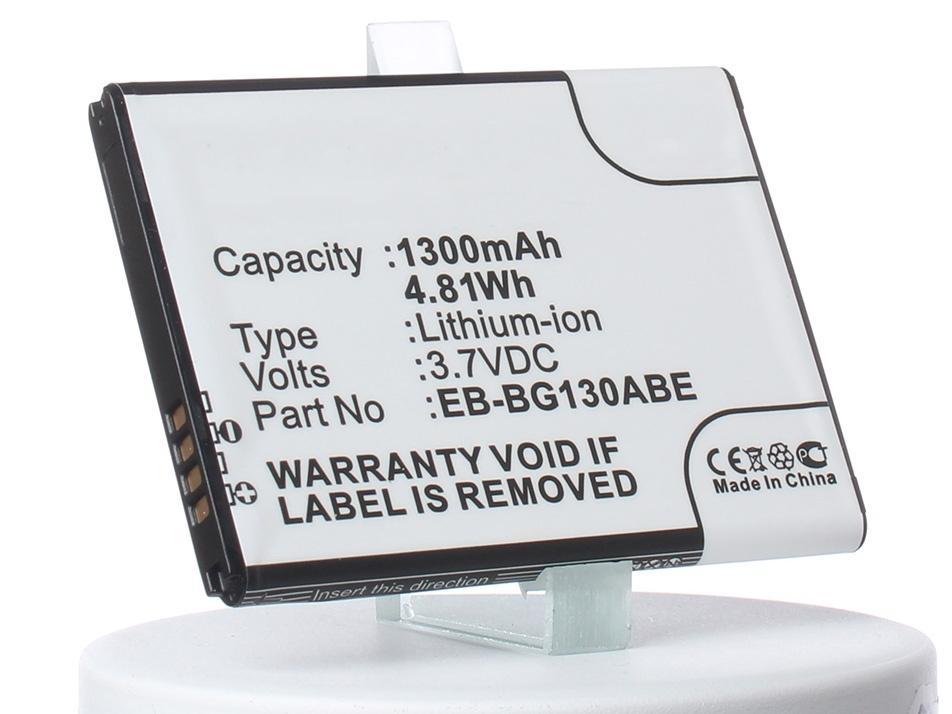 Аккумулятор для телефона iBatt iB-EB-BG130BBE-M871 аккумулятор для телефона ibatt ib eb bc700abe m2711