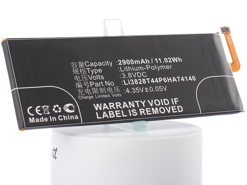 Аккумулятор для телефона iBatt iB-Li3829T44P6HA74140-M896 цена