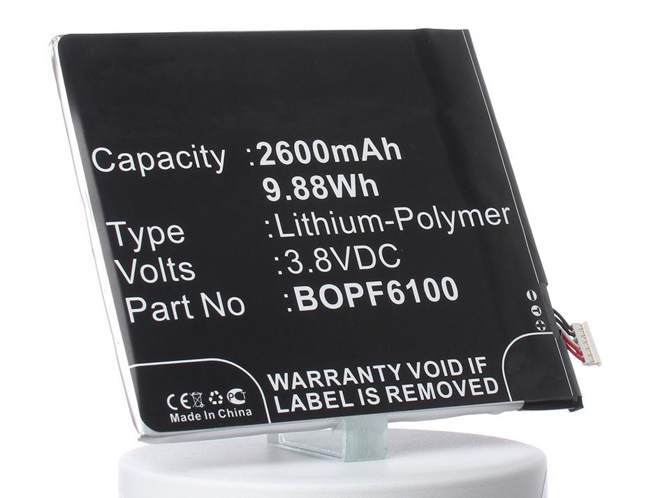 Аккумулятор для телефона iBatt iB-BOPF6100-M903 аккумулятор для телефона ibatt b0pa2100 22b50 35h00211 00m v для htc desire 310 jolla desire 310 dual sim d310 d310w dual sim