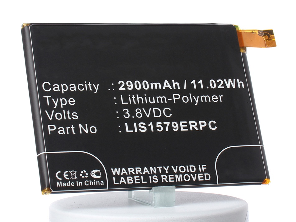 Аккумулятор для телефона iBatt iB-Sony-Xperia-Z4-M952 mooncase flash flake skin золото chrome hard back чехол для cover sony xperia z4 фиолетовый