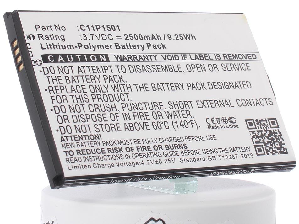 Аккумулятор для телефона iBatt iB-Asus-ZenFone-2-Laser-ZE550KL-M977 цена