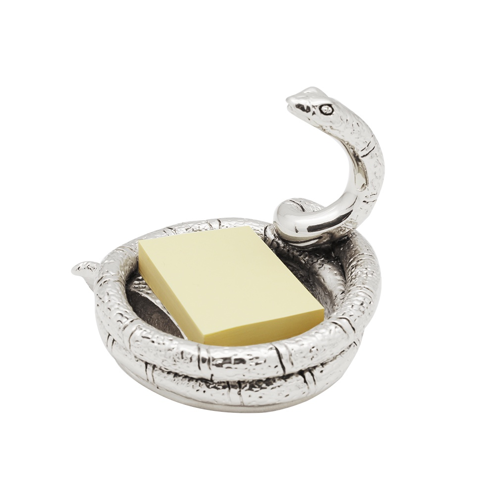 Подставка Exetera argenti Змейка, 46-408710, серебристый цена