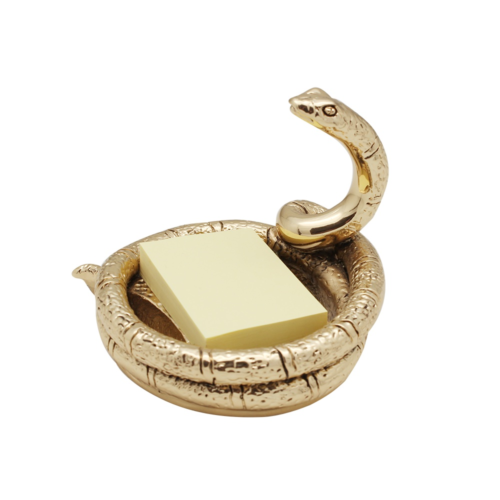 Подставка Exetera argenti Змейка, 46-408710, золотой цена