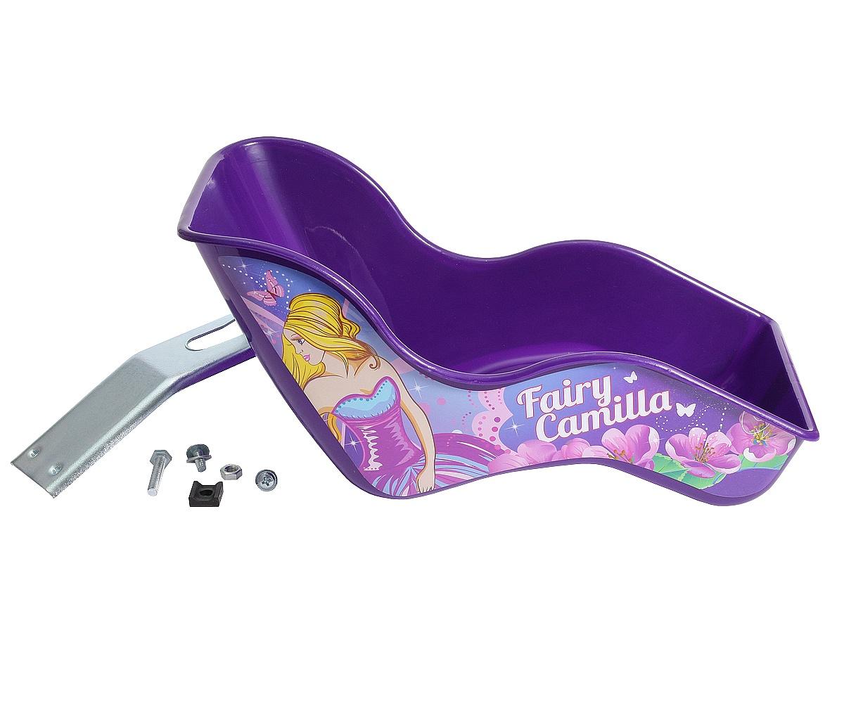 Велокресло детское VS Fairy Camilla, фиолетовый