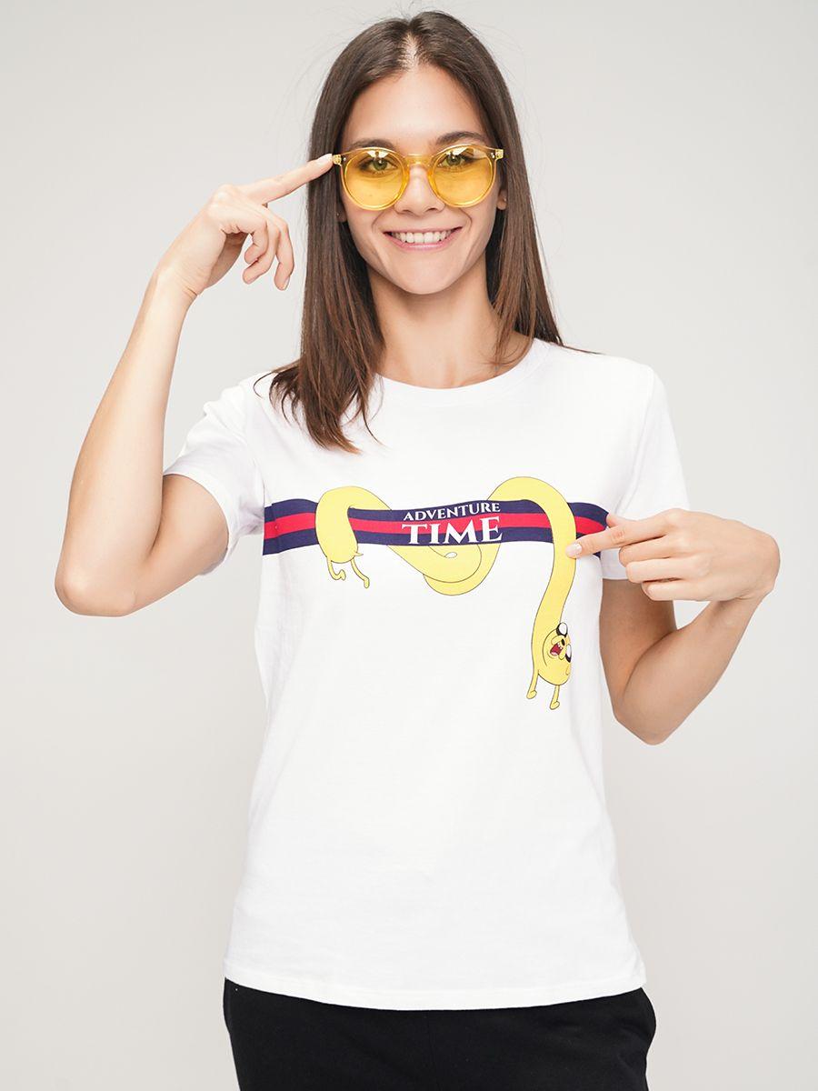Футболка ТВОЕ Adventure Time (Turner) футболка твое adventure time turner