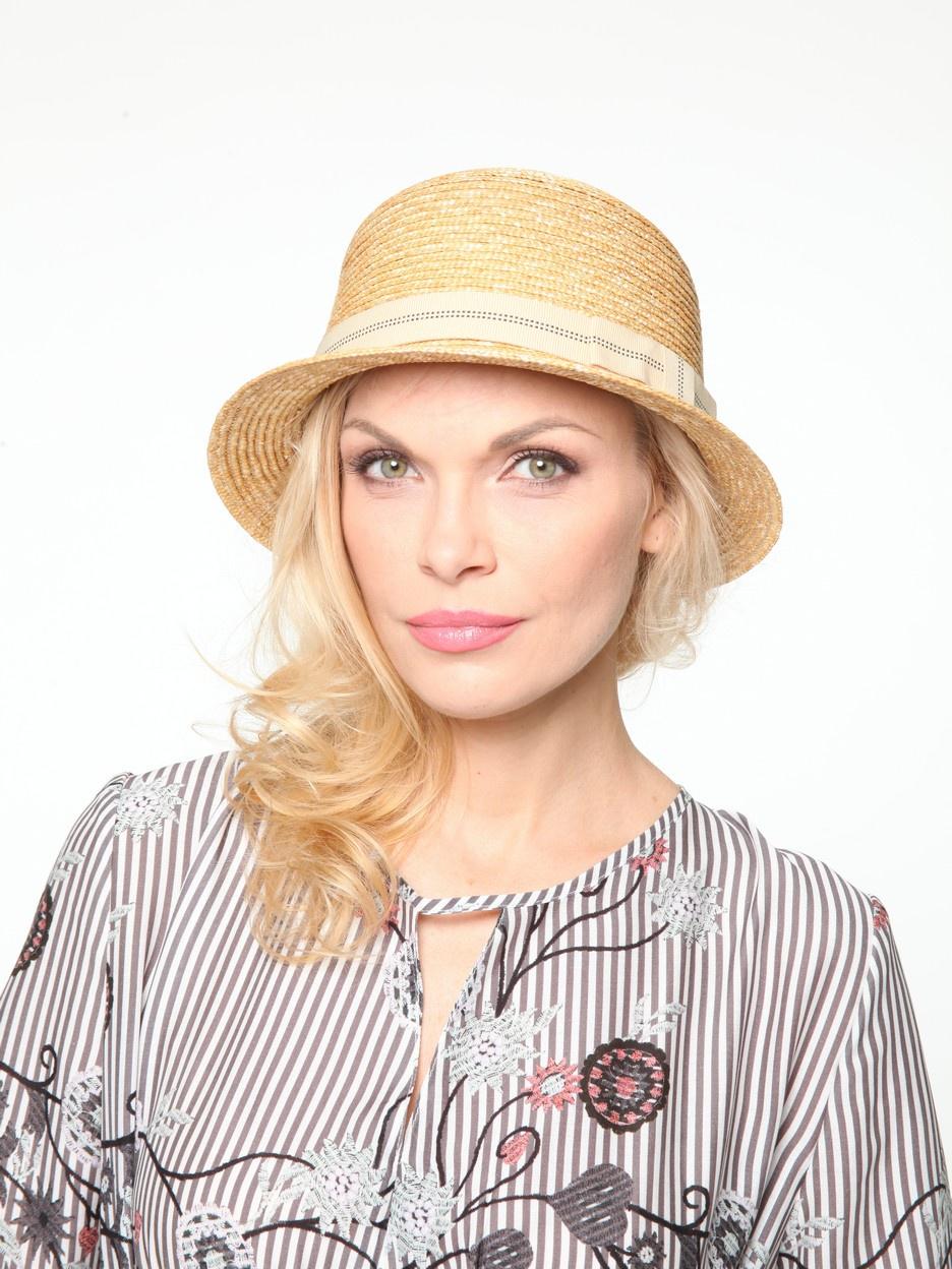 Соломенная шляпа Lak Miss