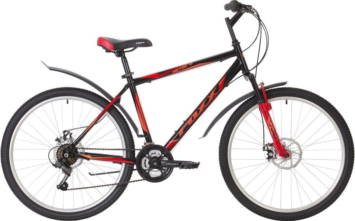 Велосипед горный Foxx Aztec D, колесо 26