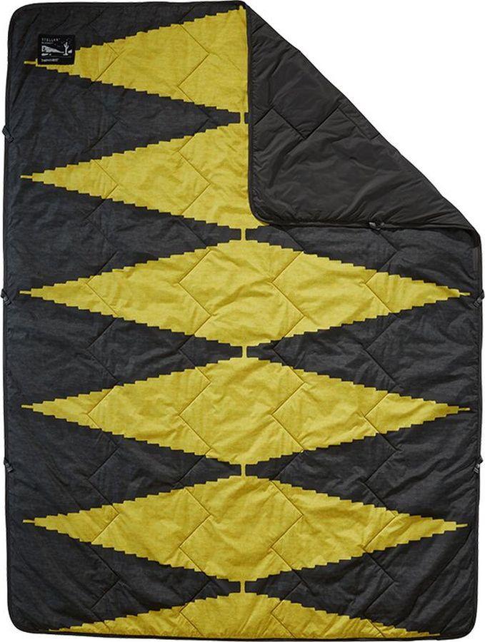 Покрывало Therm-a-Rest Stellar, 10708, синий, желтый, 190 х 142 см