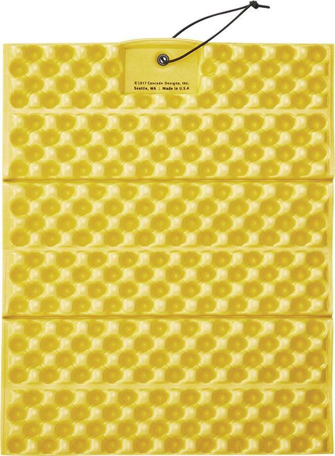 Сидушка Therm-a-Rest Z Seat Sol, 09947, серый, желтый, 41 х 33 см