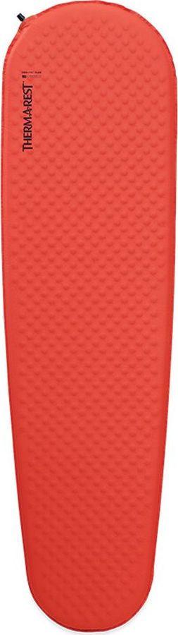 Коврик самонадувающийся Therm-a-Rest ProLite Plus Regular, 06089, оранжевый, 183 х 51 см цена