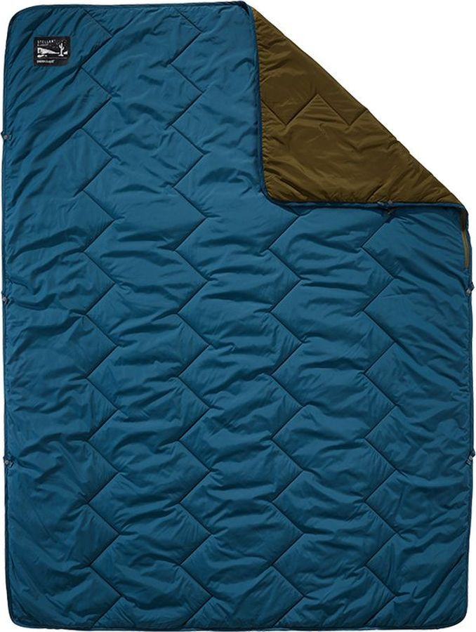 Покрывало Therm-a-Rest Stellar, 10707, синий, 190 х 142 см