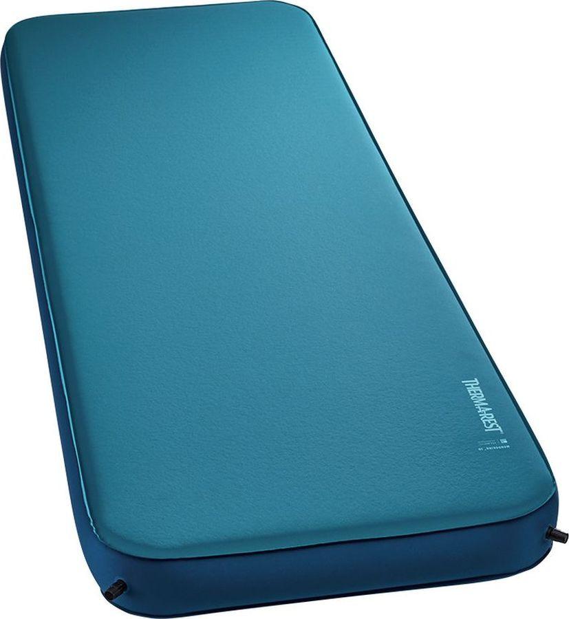 Коврик самонадувающийся Therm-a-Rest Mondo King 3D Stretch Large, 10761, синий, 203 х 76 см