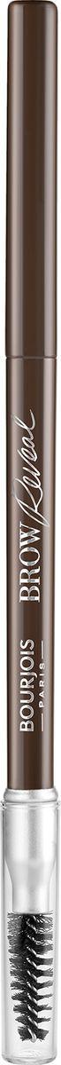 Карандаш для бровей Bourjois Brow Reveal, тон 003, коричневый недорого