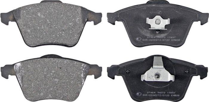 Тормозные колодки дисковые ABS 37464 тормозные колодки abs v40 c70 v50 s40 9 3 3 focus vectra signum vectra 03 19 37464