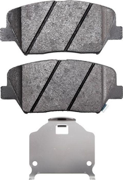 Тормозные колодки дисковые ABS 37951 abs 1 75 3d 395m