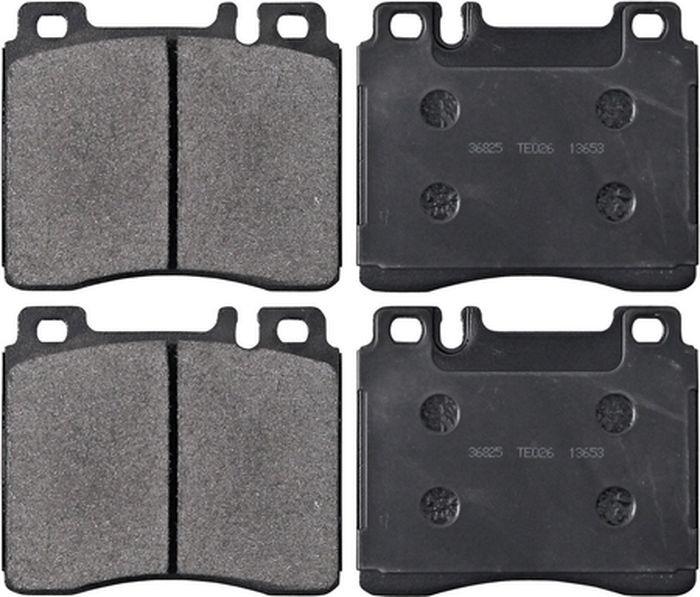 Тормозные колодки ABS CL-Series (W140)/S-Series (W140)/300-Series (W140)/400-Series (W124)/500-Series, 36825 series