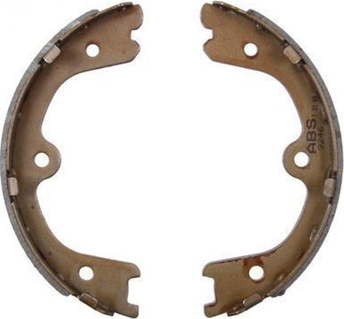 Тормозные колодки барабанные ABS 9246 барабанные колодки abs 406 02 04 8985