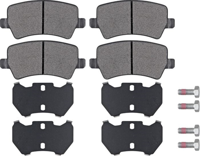 Тормозные колодки дисковые ABS 37562 тормозные колодки abs v60 s60 xc60 xc70 v70 s80 evoque freelander s max galaxy 06 19 37562
