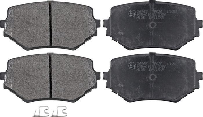 Тормозные колодки ABS Grand Vitara/Grand Escudo/Escudo/Vitara (95-06), 36965