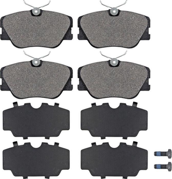 Тормозные колодки ABS E-Series (W124)/300-Series (W124)/200-Series (W124)/190-Series (W201) (83-98), 36556 телевизор w124
