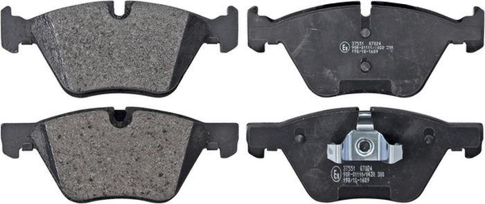 Тормозные колодки ABS 1 Series (E88)/1 Series (E82)/3 Series (E93)/3 Series (E92)/3 Series (E91)/1 Ser, 37551 автомобиль bburago bmw 3 series touring 1 24 белый 18 22116