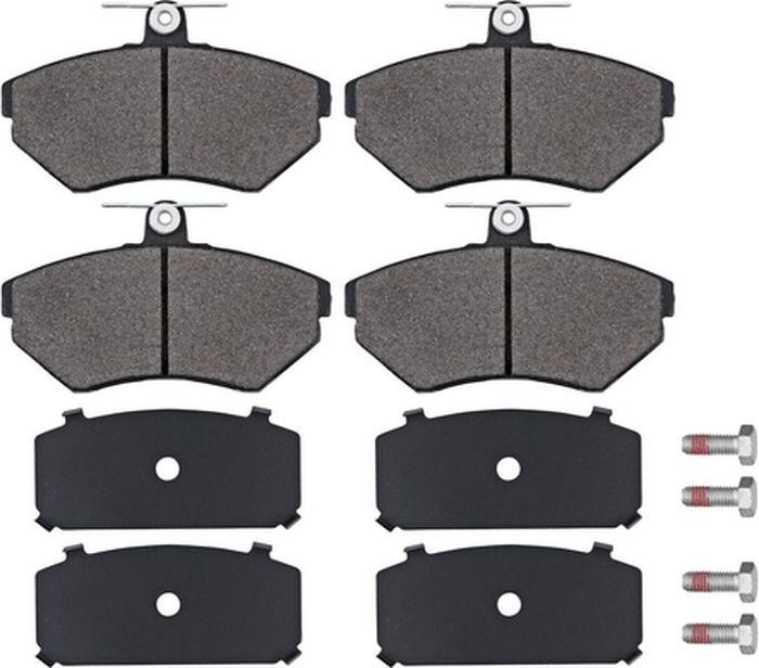 Тормозные колодки ABS Lupo/Caddy/Golf/Polo/Vento/Arosa/Inca/Cordoba/Ibiza/Toledo (91-05), 37011 throttle body for vw bora caddy golf mk4 lupo beetle 1 4 1 4 16v