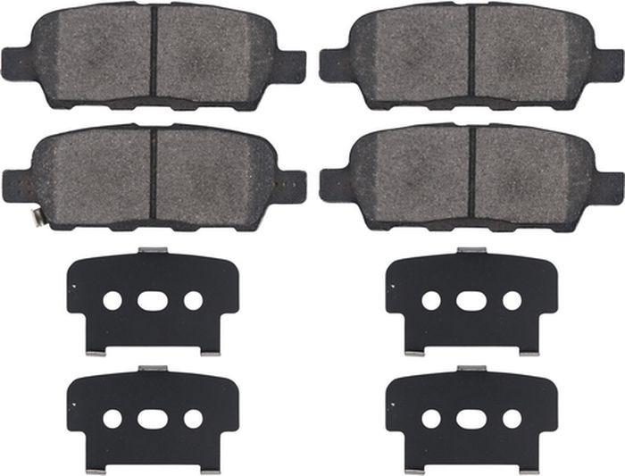 Тормозные колодки дисковые ABS 37321 все цены