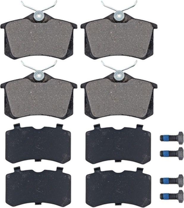 Тормозные колодки дисковые ABS 36623 тормозные колодки дисковые abs v70 xc70 s80 s max galaxy mondeo focus kuga freelander 06 19 37561