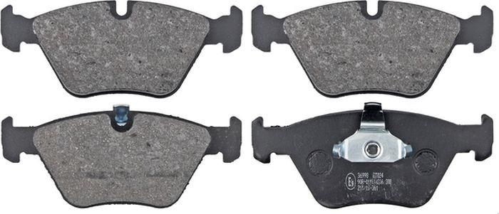 Тормозные колодки ABS X3 Series (E83)/Z Series (E86)/Z Series (E85)/3 Series (E46)/5 Series (E39)/X80/ZT, 36998 rockeybright 2x e39 led angel eyes 25w for bmw e39 led marker 25w led headlight 25w for bmw e39 e60 e61 e63 e83 e53 x3 x5