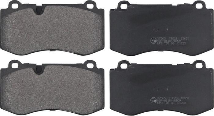Тормозные колодки дисковые ABS CL-Series (W216)/S-Series (W221)/SL-Series (W230)/CLS-Series (W219)/E-Series, 37565 series