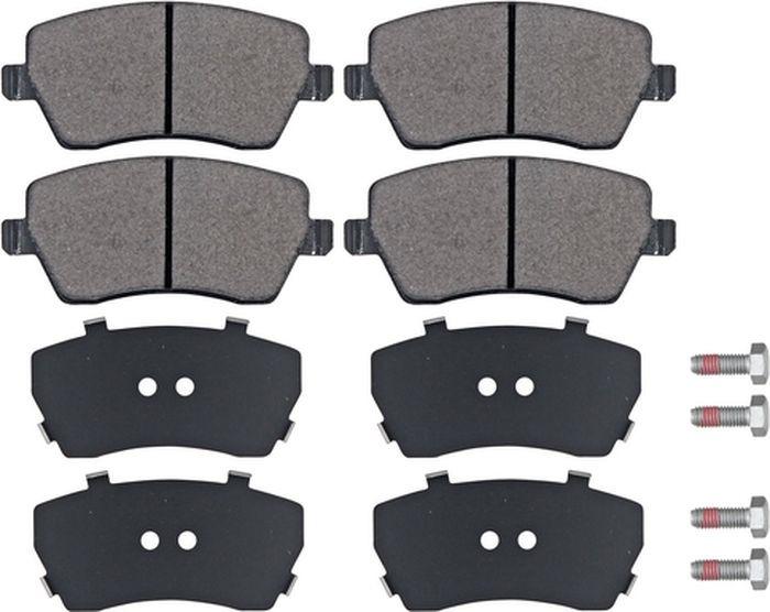 Тормозные колодки дисковые ABS 37395 все цены