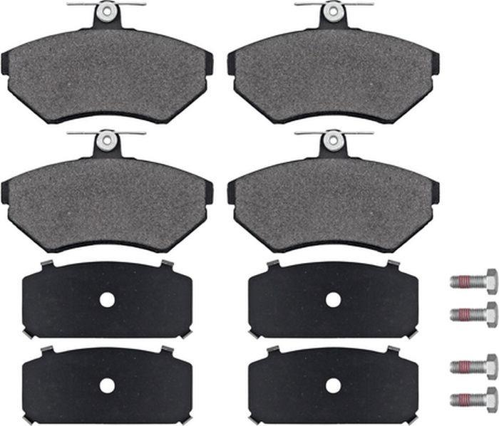 Тормозные колодки передние ABS Audi A4/VW Passat 96- 19.6m б/д Exeo/A4/Passat (96-19), 37010 kkk k03 chra 53039880106 53039880105 turbo cartridge core 06d145701gx chra for seat exeo 2 0 tfsi