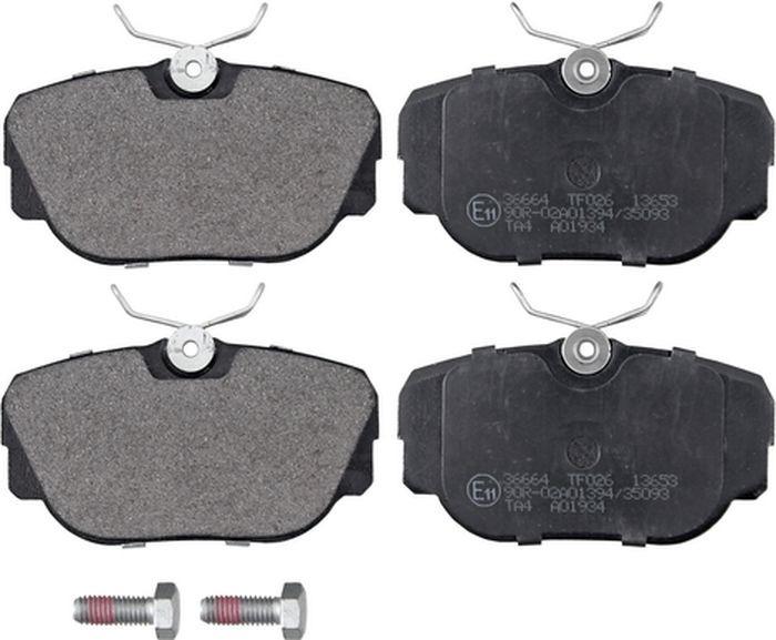 Тормозные колодки ABS Discovery/Range Rover/3 Series (E30)/Z Series (E30)/55 (78-04), 36664 цена