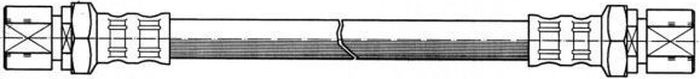 Тормозной шланг ABS Lanos/Sens/Lanos/Orion/Assol (97-10), SL 4941 цена